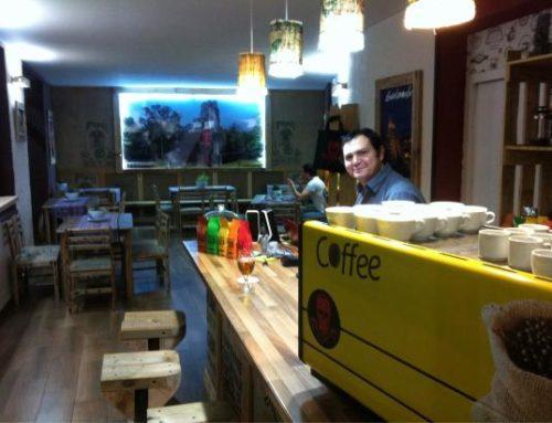 El guatemalteco que vende el café como si fuese un vino exquisito